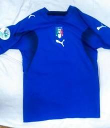 Camisa Italia 2006 M Original