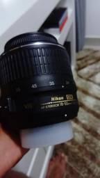 LENTE 18-55mm NIKON Original FOCO AUTOMÁTICO E MANUAL