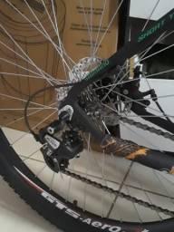 Vendo essa bike mtb South legenda aro 29. tamanho 19 . 21v