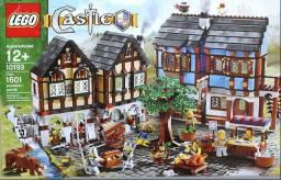 Lego 10193 - Medieval Market Village(faltando Peças)