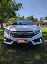 Honda Civic Ex Passo Financiamento - 2017