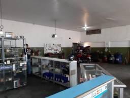 Salão Comercial Área Excelente pra oficina ou depósito