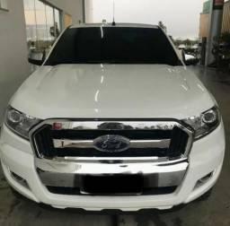 Ranger 3.2 automatica diesel 2017 impecavel - 2017