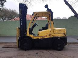 Empilhadeira hyster h90ft diesel ano 2010 com apenas 7 mil hrs