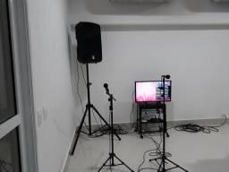 Título do anúncio: Locação de Videokê/Karaokê
