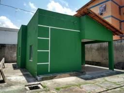 Cactos Centro de Ananindeua 150 metros da BR casas 2/4 em condomínio fechado com laje