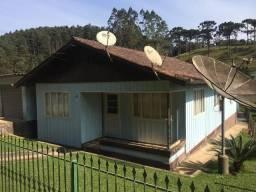 Casa Mista em São Bento do Sul/SC, bairro Rio Vermelho Estação, 3 quartos
