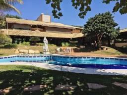 Sobrado à venda, 840 m² residencial aldeia do vale - goiânia-go