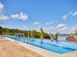 Área a venda com estrutura pronta localizada as margens do Lago Corumbá em Caldas Novas GO