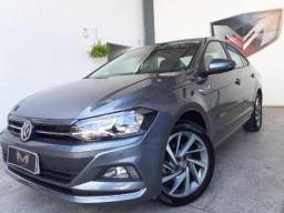 VW Virtus 1.0 200 Tsi Highline 2018/2019 Cinza - 2019