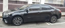 Corolla Gli 2015 Preto Automático - 2015
