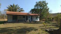 Sítio à venda com dormitórios em Pontal do abaete, Três marias cod:671