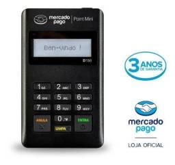 Vendo Maquininha Point Mini - A Máquina De Cartão Do Mercado Pago