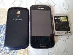 Celular Samsung GT S7560M necessário trocar a bateria