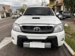 Hilux srv 2011//2011// automática diesel *// * - 2011
