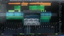 Músico profissional para gravação de arranjo