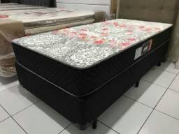 Cama box solteiro Gazin Espuma D-40 Confort Firm