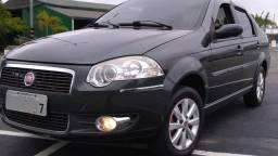 Fiat Siena Elx 1.4 8v Flex - 2009 - Cinza - 2009