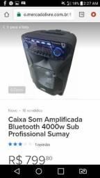 CAIXA AMPLIFICADA sumay