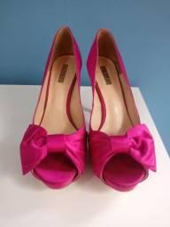 Mravilhoso Peep toe pink