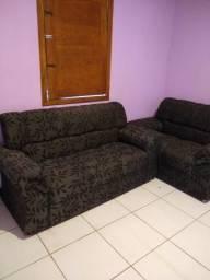 Vendo sofa semi novo