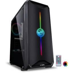 Gabinete Pcyes Nova Plus Full RGB