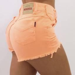 Short Hot Pant e Short Neon