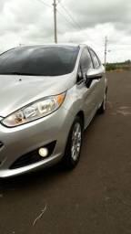 Fiesta SE 1.6 sedan 2014 impecável - 2014