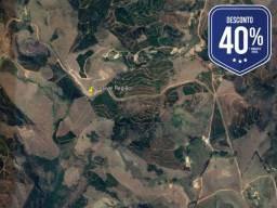 EF) JB16495 - Terreno rural com 06.57.60 há na cidade de Pedra Bonita em LEILÃO