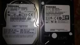 Vendo Hd de 320gb e 160 gb Toshiba comprar usado  Rio de Janeiro