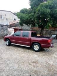 Camioneta S10 a diesel