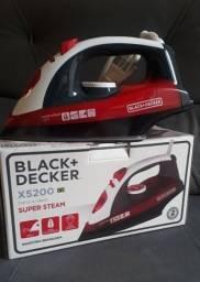 Ferro Black+Decker X5200 - NOVO