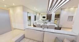 Apartamento com 4 dormitórios à venda, 171 m² por R$ 1.051.000,00 - Jardim Goiás - Goiânia