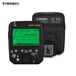 Yongnuo Yn560-tx Pro C P/ Canon Rádio Flash Yn 560tx Gatilho