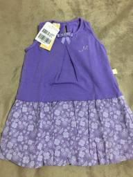 Vendo vestido novo 1 ano