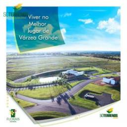 Terreno à venda, 434 m² por R$ 190.000,00 - Florais da Mata - Várzea Grande/MT