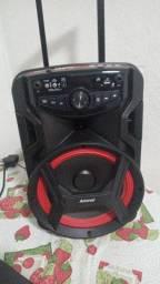 Caixa amplificadora 180 whatt