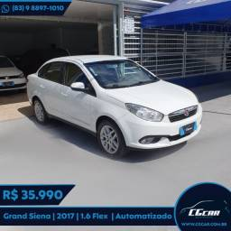 Fiat Grand Siena Essence 1.6 Aut. 2016