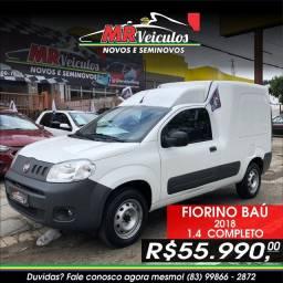 Fiorino Baú Hard horking 2018 1.4