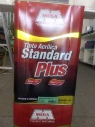 Tinta Acr Mega Standard plus Pérola 18l