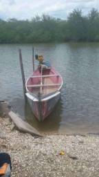 Barco com motor