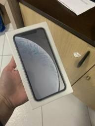 IPhone XR White 64GB (novo)-7 Lojas em Curitiba-12X Sem Juros-1 Ano Garantia