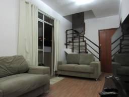 Cobertura à venda com 3 dormitórios em Caiçara, Belo horizonte cod:5796