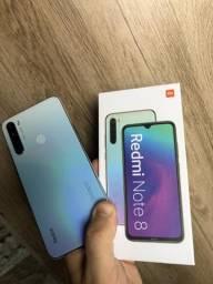 Xiaomi note 8 4/64 10 dias de uso