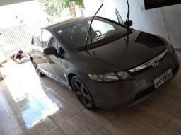 Vendo Honda Civic 2008 LXS 1.8 automático contato WhatsApp - 2008