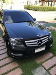 Mercedes Benz c180 Turbo - Blindada
