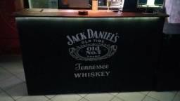 Balcão luminoso Jack Daniels