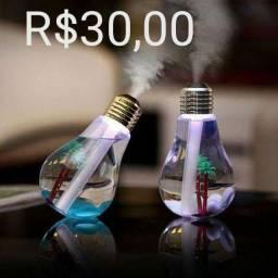 Lâmpada purificador de ar