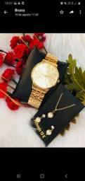 Vendo relógio novo Lince 1 ano de garantia