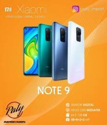 Redmi Note 9 64GB Pronta Entrega - Paty Importados